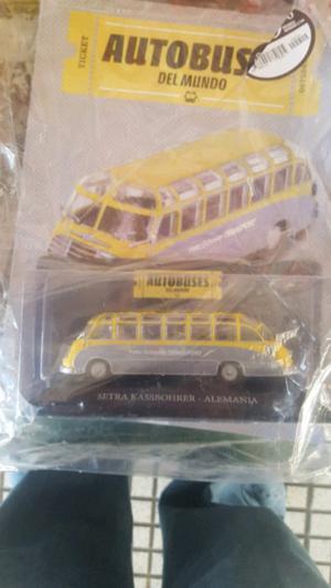 colectivo alemania coleccion autobuses del mundo