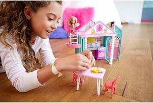 Barbie Chelsea Club House Original Mattel Importada