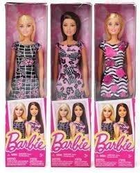 Barbie Muñeca Articulada Mattel Delicias3