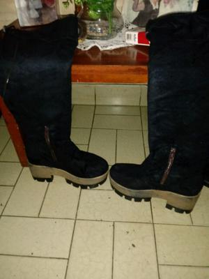 Botas de mujer bucaneras