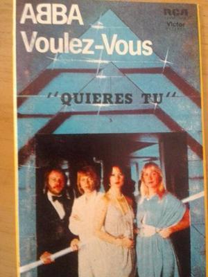 CASSETTES DE AUDIO ORIGINALES, 3 x $