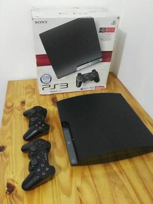 Consola Ps3 Slim 120 Gb