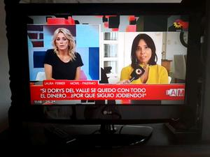 """Led tv Lg 32""""full hd impecable"""