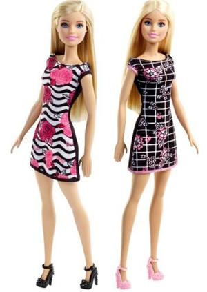 Muñeca Barbie Articulada Varios Modelos Original