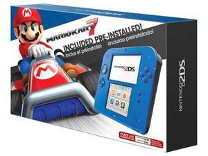Nintendo 2ds New Edicion Mario Kart 7 Nueva En Caja Cerrada
