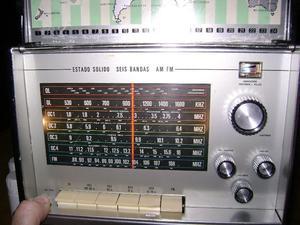 RADIO NOBLEX 7 MARES AM FM NT119