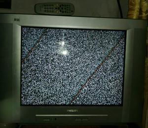 Vendo tv Philips 21 pulgadas