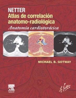 Netter. Atlas De Correlación Anatomo-radiológica Nuevo!
