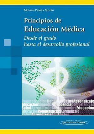 Principios De Educación Médica Millan Nuevo!