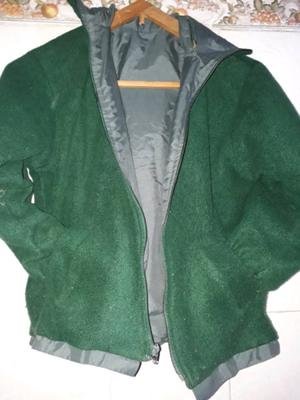 Campera reversible de abrigo