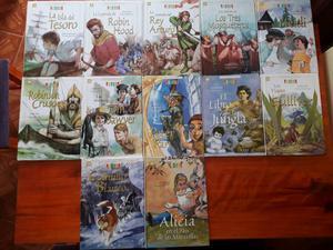 Colección de libros infantiles. Nuevos