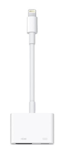 Adaptador Apple Lightning A Av Digital - Hdmi