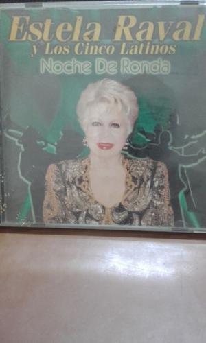 Estela Raval Y Los 5 Latinos Noche De Ronda