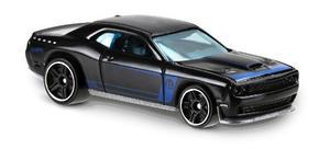 Hot Wheels 15 Dodge Challenger Srt  Solo Envios