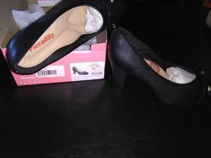 Zapatos Nuevos Negros Stilettos Picadilly