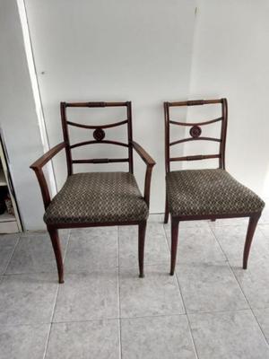 silla estilo ingles