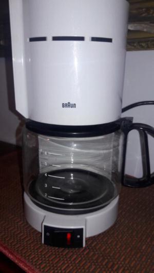 Cafetera de Filtro Braun
