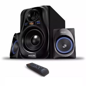 Parlante Philips 2.1 Bluetooth Mmsb Fm Usb Oferta