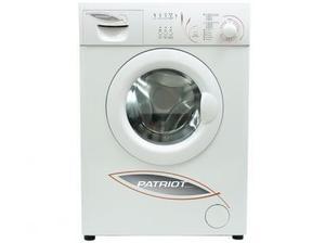 Se trata de un lavarropas marca Patriot NUEVO, sin uso con