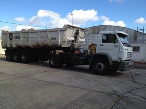 alquiler camion con batea