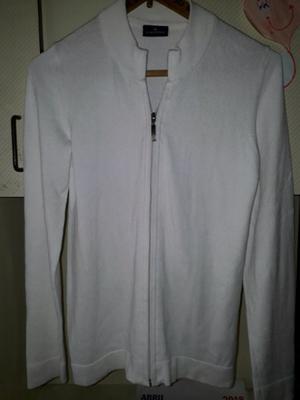 Campera de hilo de algodón