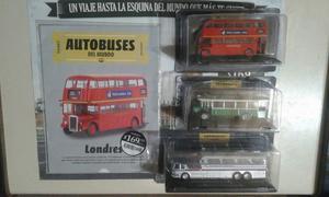 Colección autobuses del mundo