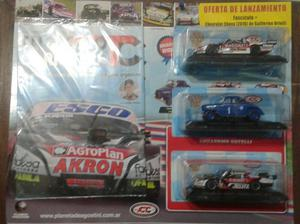 Colección de autos TC