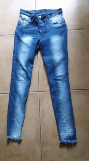 Jean #38 elastizado nuevo con etiqueta