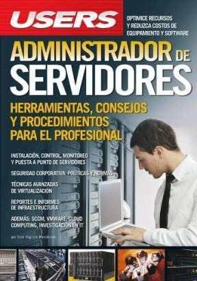 Libro Administrador De Servidores De Enzo Augusto Marchionni