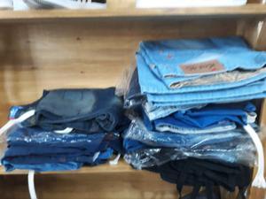 Lote de ropa de hombre