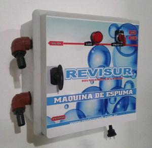 Maquina de espuma para Lavadero de autos