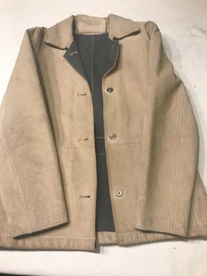 Saco de gamuza marca Evoque. Mar del Plata