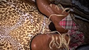 Zapatos usados en excelente estado