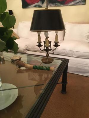 Lámpara de escritorio estilo ingles