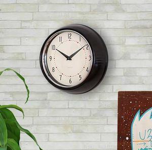 Reloj Retro Vintage Diseño '50s Silencioso Local Villa