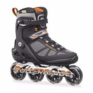 Rollers Rollerblade Macroblade 80 Aluminio - Fitness Hombre