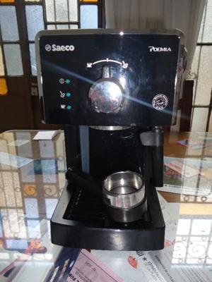 vendo cafetera express casi sin uso