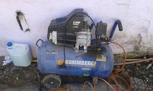 COMPRESOR 2.5 HP 50 LITROS $