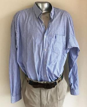 Camisa hombre Cardon. Talle grande. Usada