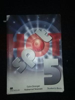 Hot Spot 5 - Student's Book