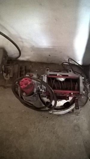 Malacate Hidraulico 6 Tn