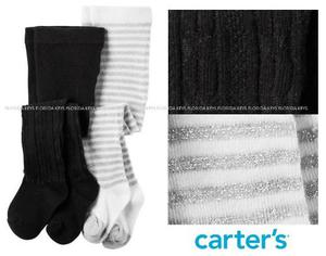 Medias Cancan Carters Pack X 2 Pares Originales Usa