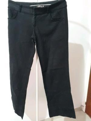 Pantalón negro talle 3