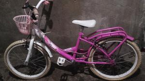 bicicleta niña rodado 20