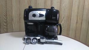 Cafetera Dual De Longhi Expresso Y Filtro Excelente Estado