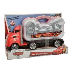 Ditoys Camion Cars Racing Con Herramientas Sonidos