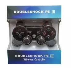Joystick Ps3 Doubleshock Negro