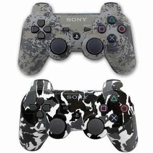 Joystick Ps3 Sony Camuflados Dualshock 3 Oferta
