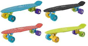 Skate Patineta Penny Mini Cruiser Varios Colores 22 Pulgada