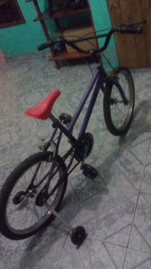 vendo bici para nena en perfecto estado